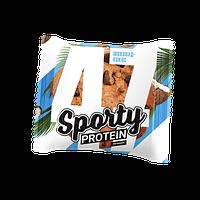 Протеиновое печенье Sporty  Шоколад-Кокос (65 грамм)