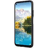 Nillkin Huawei P40 Lite/ Nova 7i/ Nova 6SE Super Frosted Shield Black Чехол Накладка Бампер, фото 4