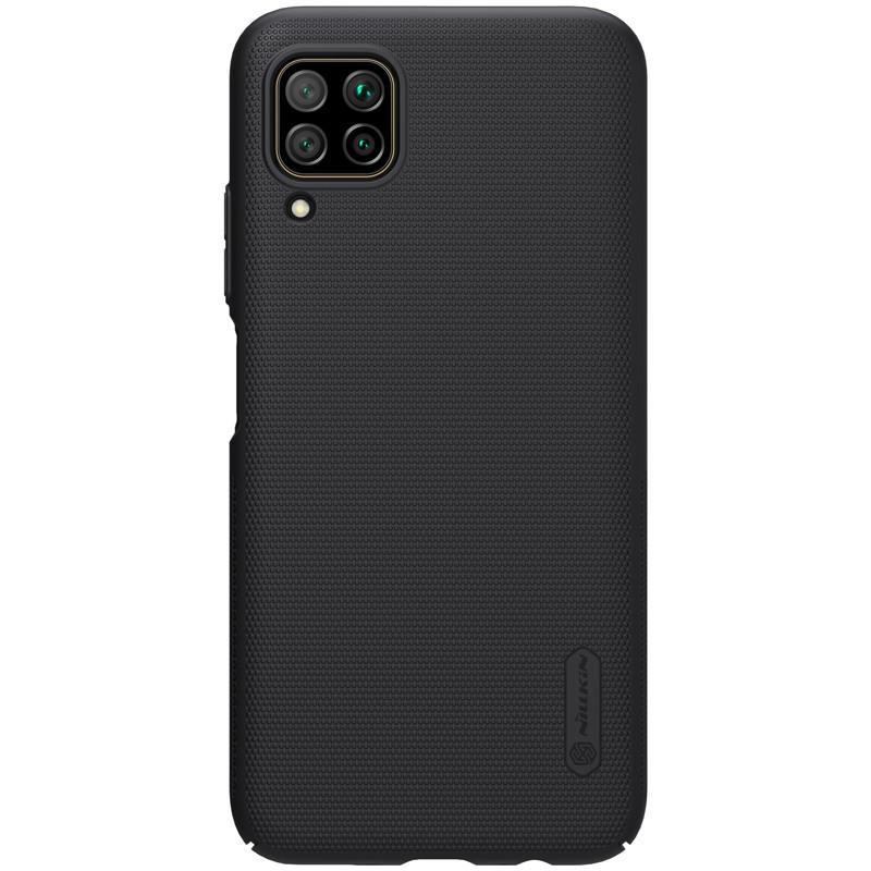 Nillkin Huawei P40 Lite/ Nova 7i/ Nova 6SE Super Frosted Shield Black Чехол Накладка Бампер