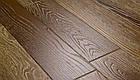 Ламинат LeMount Triptych Орех Батиста 83502 33 класс 8мм толщина широкая доска с фаской покрытие 3D, фото 2