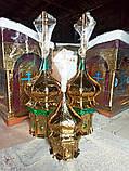 Золотые маковки церквей d/40cm разных размеров, фото 2