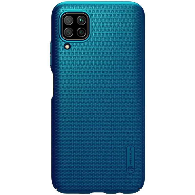 Nillkin Huawei P40 Lite/ Nova 7i/ Nova 6SE Super Frosted Shield Blue Чехол Накладка Бампер