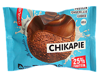 Протеиновое печенье Chikalab CHIKAPIE  Шоколад с Начинкой (60 грамм)