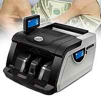 Счетная машинка валют с ультрафиолетовым детектором Bill Counter GR-6200 / Счетчик банкнот, фото 1