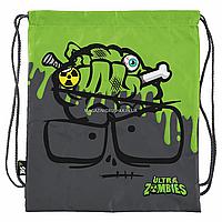 Сумка для обуви YES SB-10 Zombie Серый с зеленым (532892), фото 1