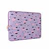 Чехол для ноутбука YES Donna Фиолетовый с розовым (558573)