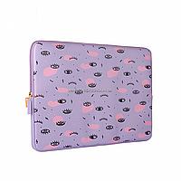 Чехол для ноутбука YES Donna Фиолетовый с розовым (558573), фото 1