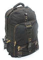 Брезентовий рюкзак SUPERTIF 35 літрів