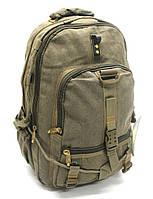 Брезентовий рюкзак SUPERTIF на 35 літрів