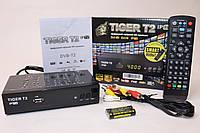 Tiger T2 IPTV тюнер Т2 + AC3 + IPTV (обучаемый пульт)