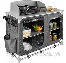 Похідні розкладні меблі. Портативна кухня з мийкою