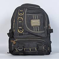 Брезентовий рюкзак