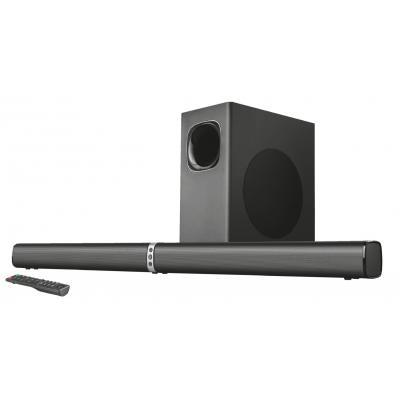 Акустическая система Trust Lino XL 2.1 Detachable All-round Soundbar Black (23032)