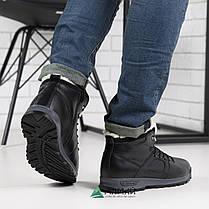 Чоловічі зимові черевики з натуральної шкіри -20 °C, фото 2