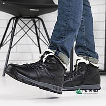 Чоловічі зимові черевики з натуральної шкіри -20 °C, фото 3