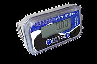 Счетчик цифровой для учета дизельного топлива, антифриза, мочевины, воды IN-LINE 10-150л/мин