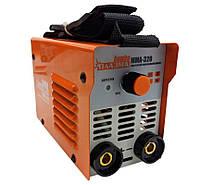 Сварочный инверторный аппарат Плазма ММА-320, 3.8 кВт, сварочный ток 20-320 А, электроды 1.6-4.0 мм