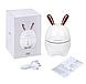 Увлажнитель воздуха и ночник 2в1 Humidifiers Rabbit белый, фото 3