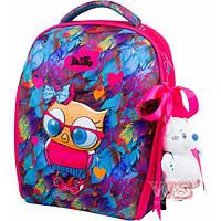 Ранец рюкзак школьный набор пенал, сумка для обуви, фартук, спортивная сумка DeLune 7mini-015 Full Set