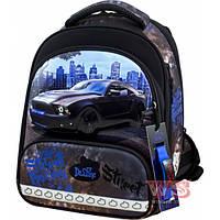 Ранец рюкзак школьный набор пенал, сумка для обуви DeLune 9-130