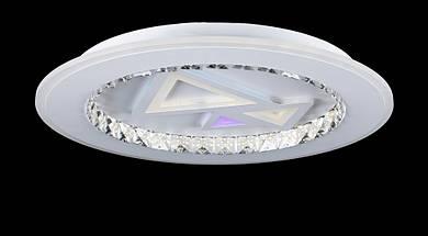 Потолочная LED люстра LK39466/480/4 (WT), фото 2