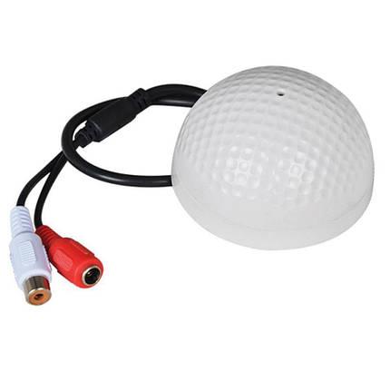 Микрофон для видеонаблюдения для видеорегистратора Rikovos GK-800G, активный, высокочувствительный, фото 2