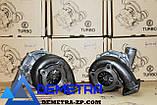 Турбокомпрессор - Турбина ТКР К27-115-01 / К27-115-02 / Камаз Евро-1, фото 6