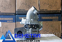 Турбіна Volkswagen Touareg 2.5 TDI / GT2056V