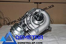 Турбокомпресор GT1549V / BMW 520D