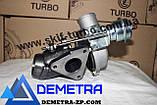 Турбокомпрессор K03 / MERCEDES VITO 110 D - 2.3 D, фото 4