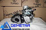 Турбокомпрессор K03 / MERCEDES VITO 110 D - 2.3 D, фото 5
