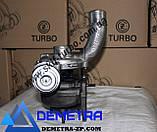 Восстановленная турбина Renault Megane 1.9 dci, фото 4