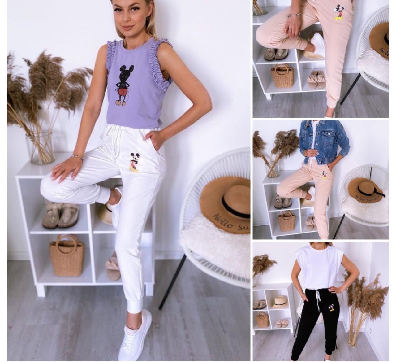 Новинка! Женские стильные штаны. Ткань двухнить  турция. Размеры S M L ХЛ.