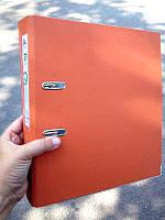 Папка сегрегатор 5см оранжевый DATUM