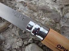 Складной нож с деревянной ручкой Opinel Jardin No.08 Blister (001216), фото 3