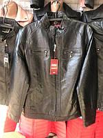Куртка мужская кожзам   размер 62 64 66 68 70 в ростовке 7 шт