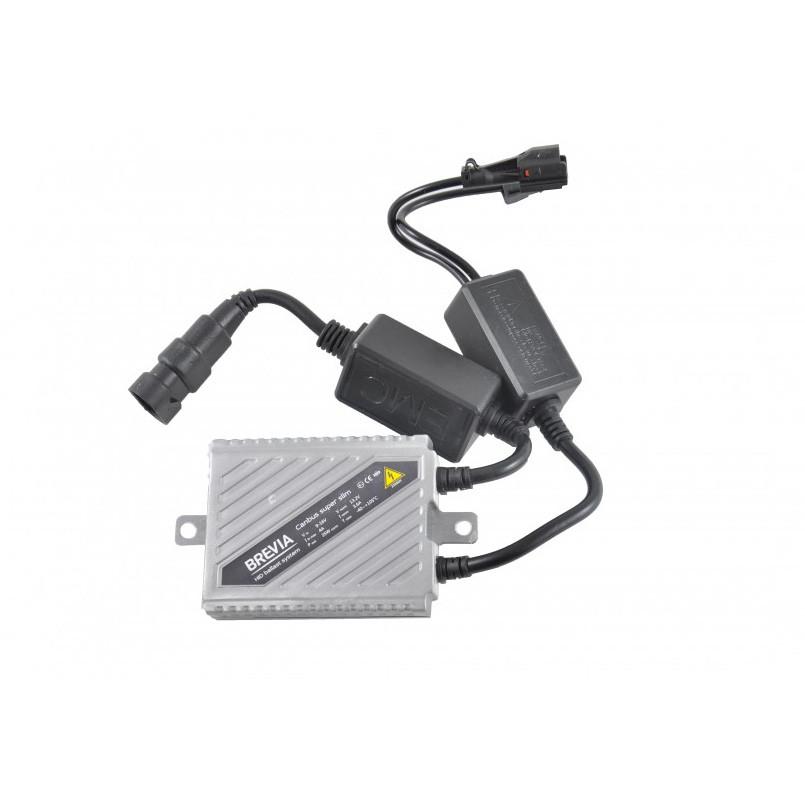 Блок розжига ксенона с обманкой Canbus 35W 12V Brevia Super Slim Ballast (13660)