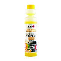 Омыватель стекла NOWAX Anti-Insect Sreen Wash Citrus Летний концентрат 250 мл (NX25025)