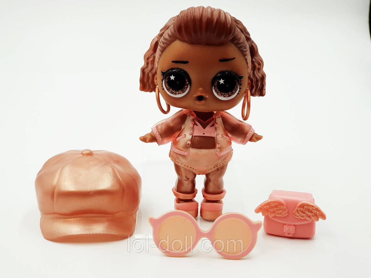 Кукла LOL Surprise Special Series Instagold  Лол Сюрприз Без Шара Оригинал