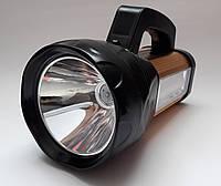 Мощный аккумуляторный светодиодный фонарь DAT AT-X8 Cree T6 20W , фото 1