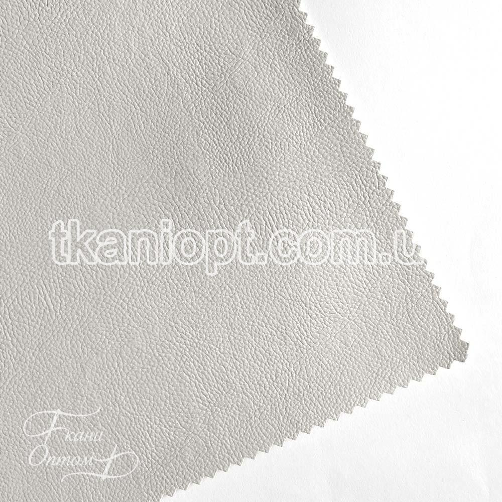 Ткань Кожзам плотный venedik (светло-молочный)