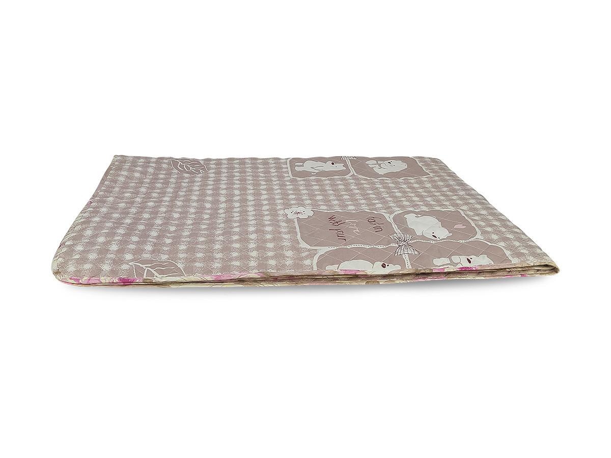 Одеяло-Покрывало полиэстер П-817 Leleka-Textile 200х220 цветной