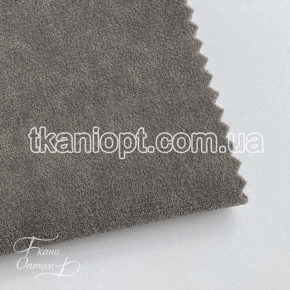 Ткань Микофибра с начесом cacharel (серый)