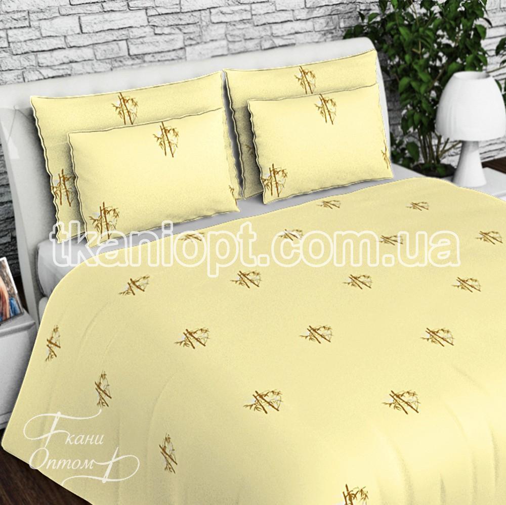 Ткань Ткань тик 50/50 (желтый)