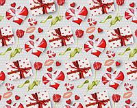 Мелованная бумага - подарки для любимых, Unison, PVM10-19