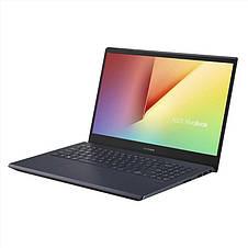 """Ноутбук Asus X571LI-BQ069 (90NB0QI1-M02040); 15.6"""" FullHD (1920x1080) IPS LED матовый / Intel Core i7-10750H (2.6 - 5.0 ГГц) / RAM 16 ГБ / HDD 1 ТБ +, фото 2"""