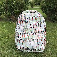 Рюкзак молодежный женский City Style, фото 1