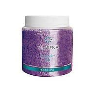Соль с лавандой для педикюрных ванночек Clarena Lavender Salt