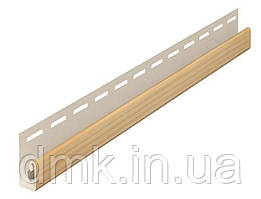 "Планка FaSiding WoodHouse ""J-trim"" ""Сосна"" SVP-15, 3.05м"