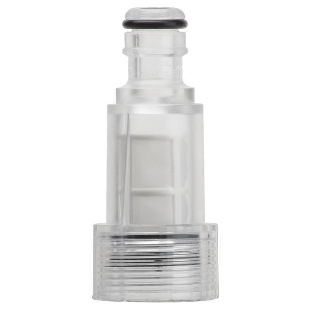 """Фильтр сетчатый грубой очистки с коннектором 1/2"""" к мойкам высокого давления INTERTOOL DT-1576"""